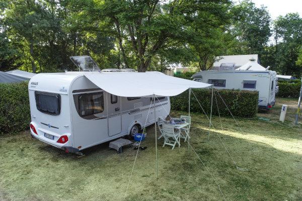 Emplacements en Camping pour Tente et caravane Tours 37